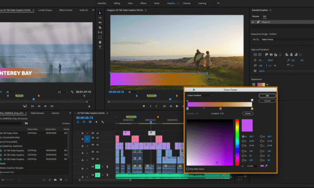 Videotrack not visible in Adobe Premiere Pro ?
