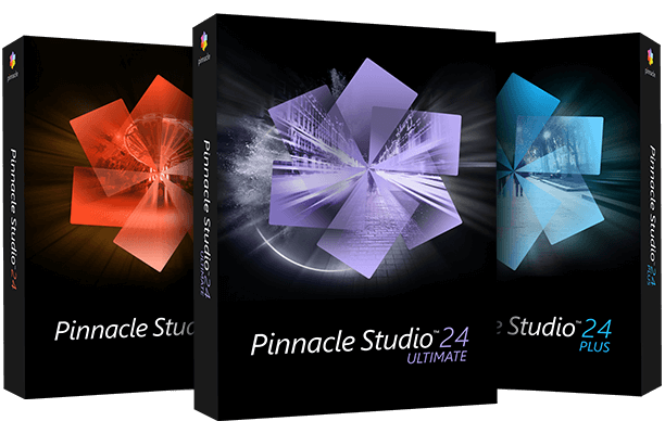 The new Pinnacle Studio 24